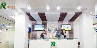 văn phòng Replus