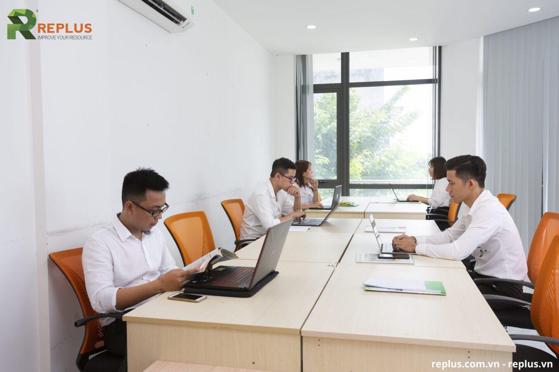 văn phòng trọn gói (văn phòng dịch vụ)