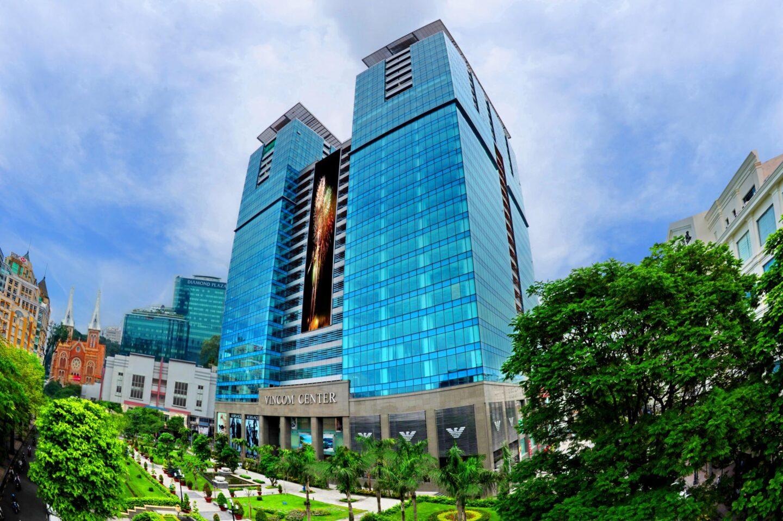 Vincom center Đồng Khởi cho thuê văn phòng ảo quận 1
