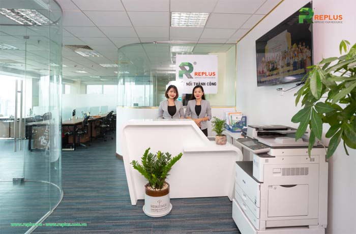Coworking Space quận 5tại REPLUS