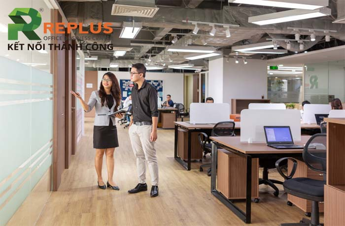 Coworking Space quận