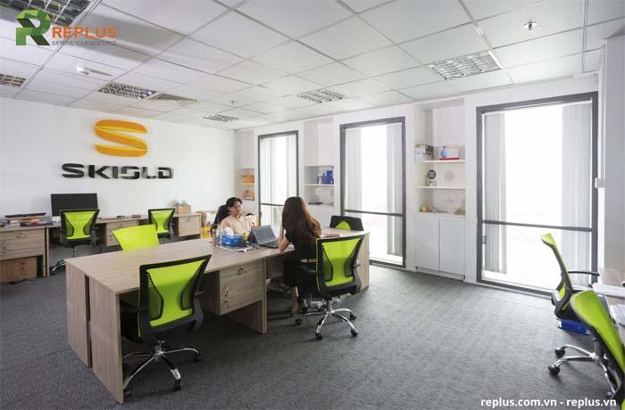 Không gian văn phòng Tân Bình TPHCM
