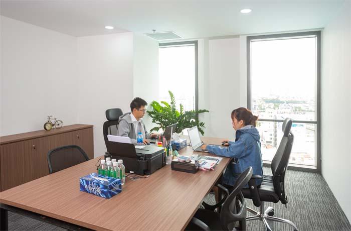 Văn phòng ảo quận 11