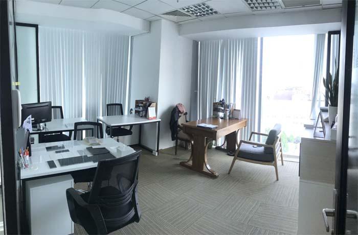 văn phòng chia sẻ quận 12