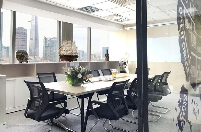 văn phòng chia sẻ quận 6