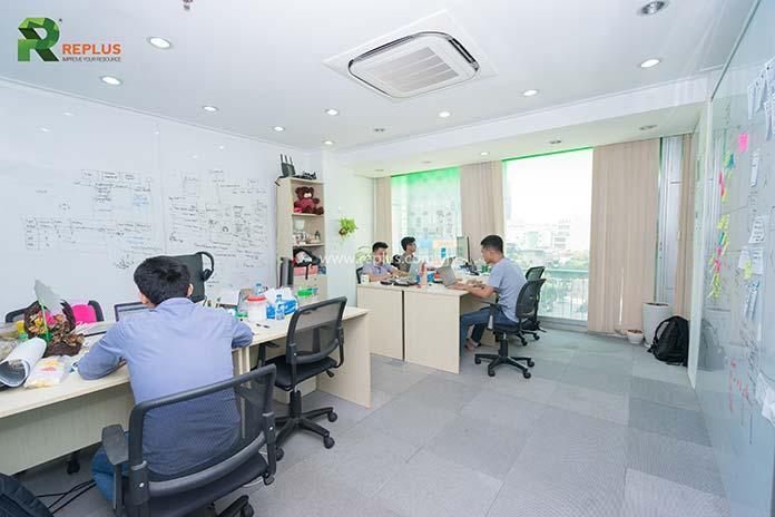 Văn phòng trọn gói quận Bình Thạnh đầy đủ thiết bị