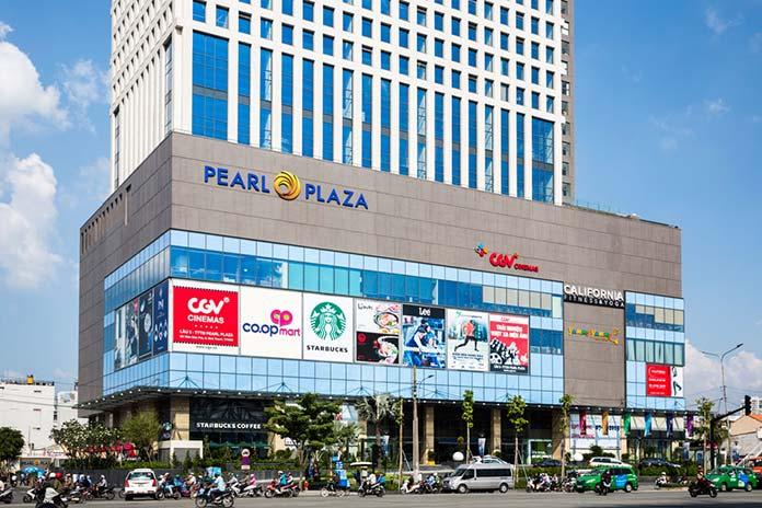 Tòa nhà cho thuê văn phòng Pearl Plaza Bình Thạnh TPHCM
