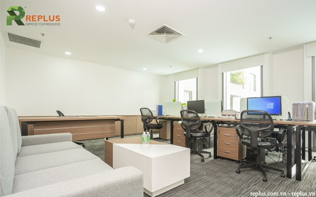 Mô hình văn phòng chia sẻ cho thuê