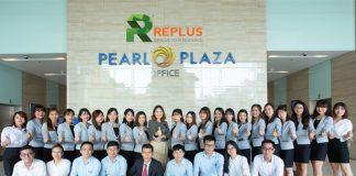 Nhân viên Replus