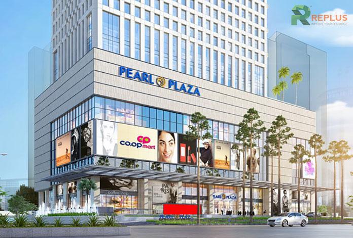 Pear Plaza văn phòng chia sẻ quận Bình Thạnh