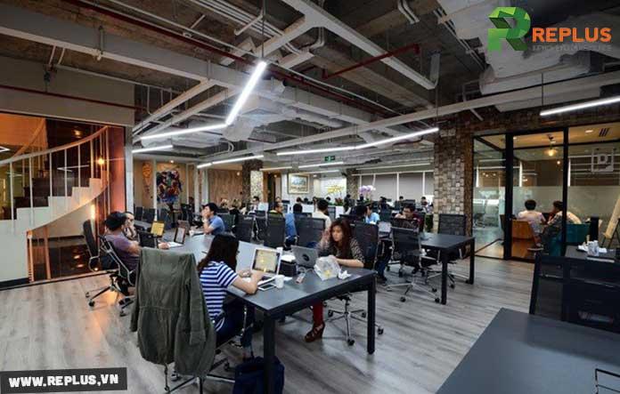 Không gian Coworking Space Điện Biên Phủ