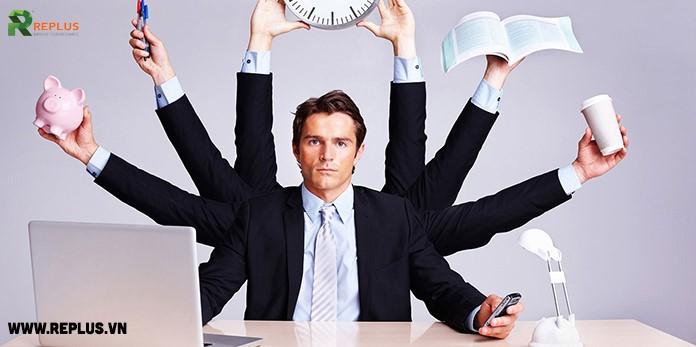 áp lực thời gian của các start up thành lập doanh nghiệp