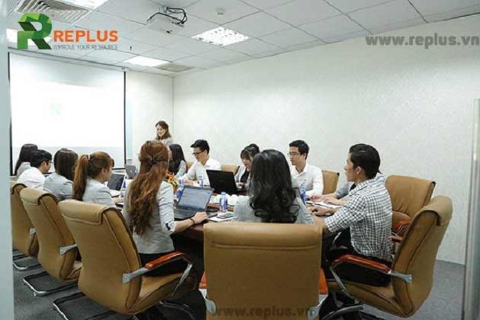 Phòng họp tại văn phòng ảo quận 2