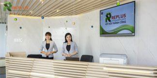 Lễ tân chuyên nghiệp văn phòng ảo uy tín Replus