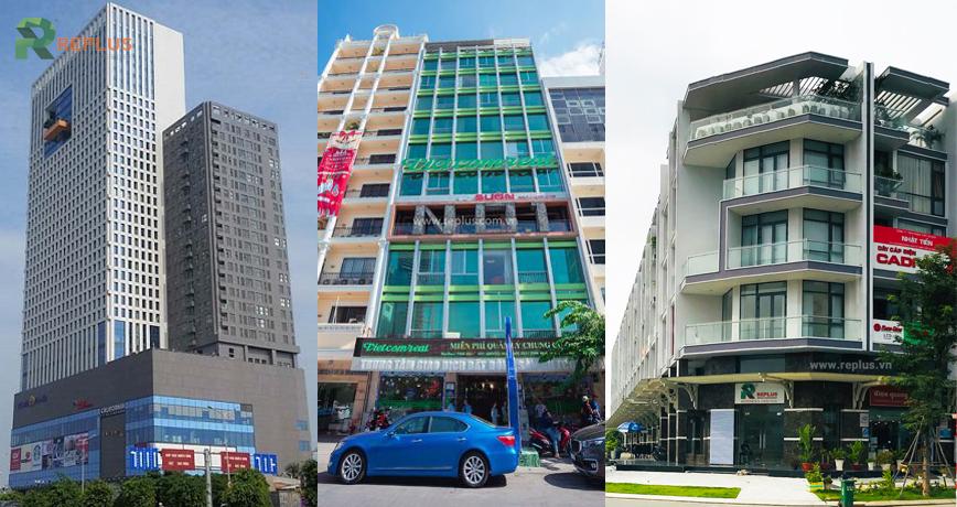 Cho thuê địa chỉ đăng ký kinh doanh tại các tòa nhà cao cấp