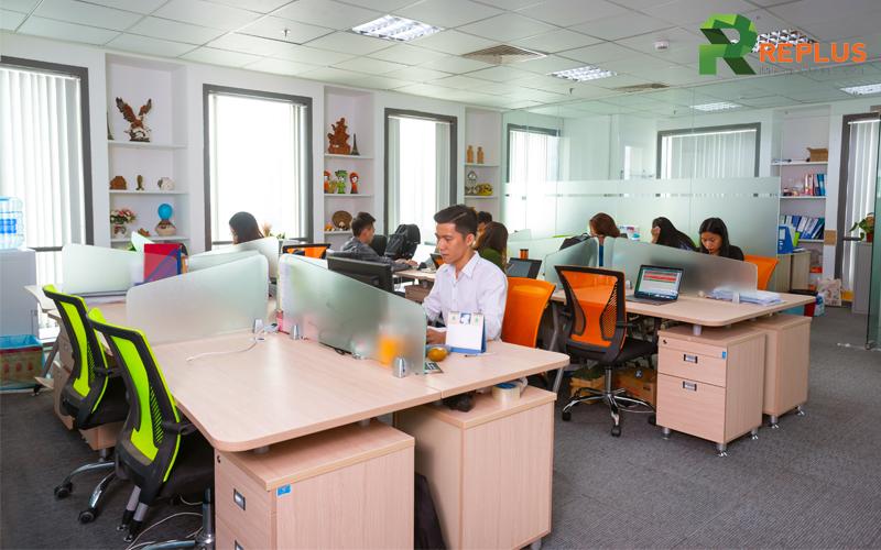 mô hình văn phòng chia sẻ phù hợp với nhiều đối tượng