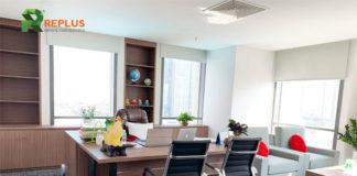văn phòng 50m2 trọn gói giá rẻ TPHCM