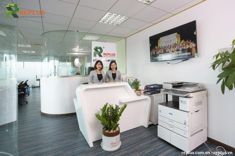 văn phòng ảo (văn phòng dịch vụ)