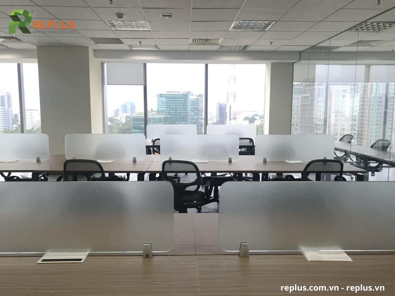 Chỗ ngồi làm việc giúp bạn tiết kiệm đến 80% chi phí thiết bị văn phòng