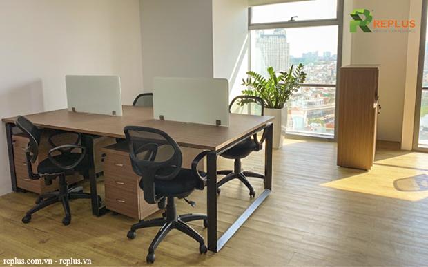 Không gian văn phòng chia sẻ chuyên nghiệp tại Replus