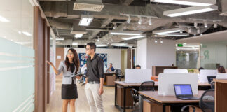 coworking space hcm giá rẻ Replus