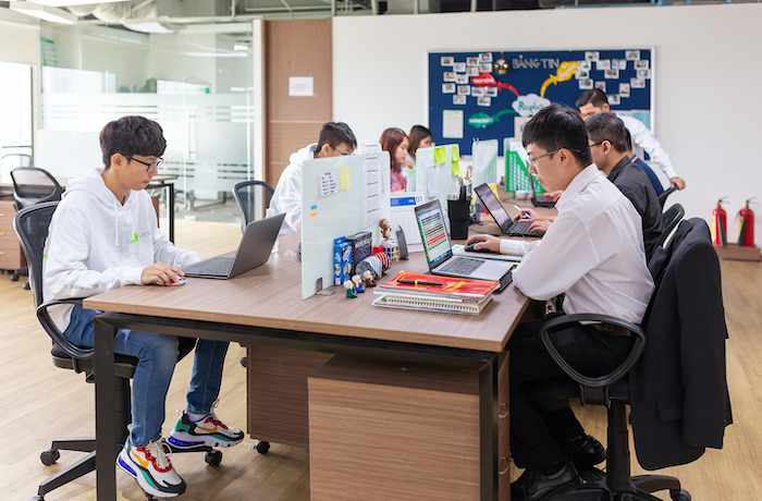 Coworking Space quận 5
