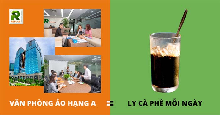 văn phòng ảo Tân Bình giá chỉ bằng một ly cà phê