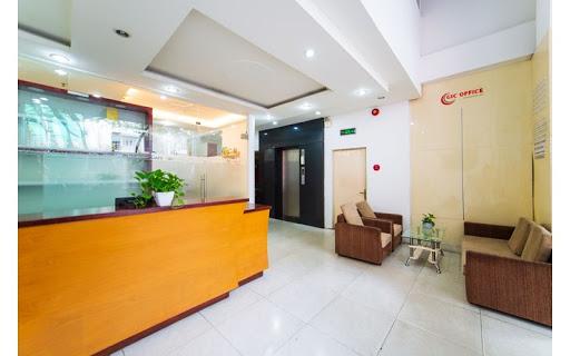 GIC office văn phòng chia sẻ quận Bình Thạnh
