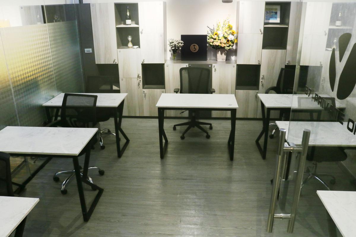 Yes office văn phòng chia sẻ quận 1 cao cấp