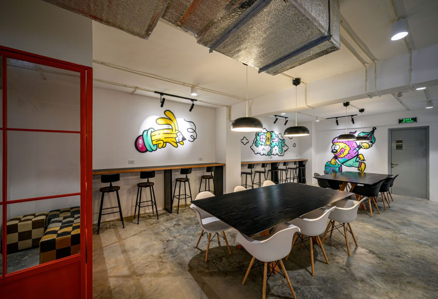 Work not Work coworking space bình thạnh