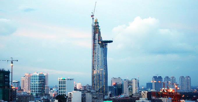 Tòa nhà Bitexco biểu tượng Sài Gòn