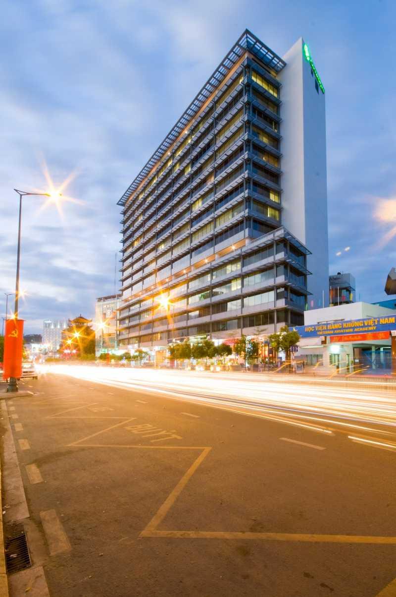 Tòa nhà centre point văn phòng chia sẻ tphcm