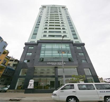 Indochina Park Tower cho thuê không gian làm việc