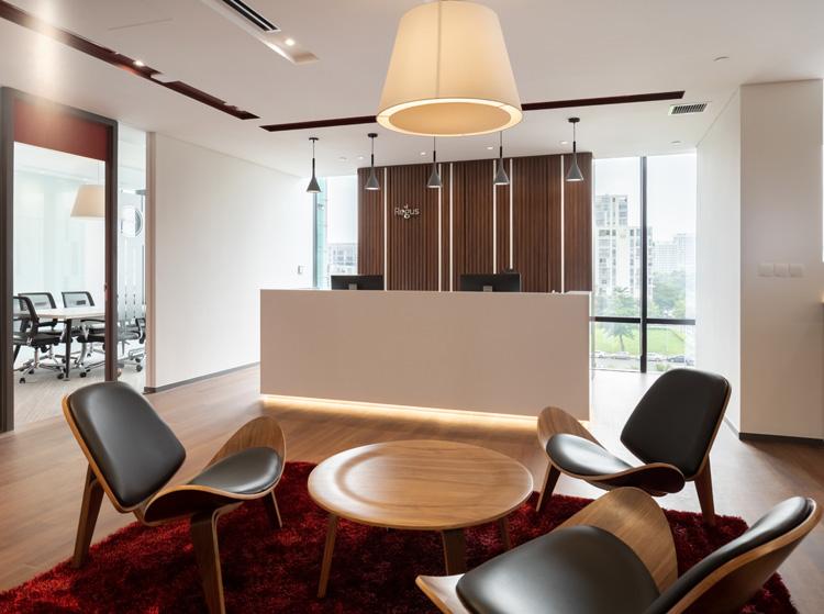 Regus - Dịch vụ cho thuê văn phòng ảo quận 1 cao cấp
