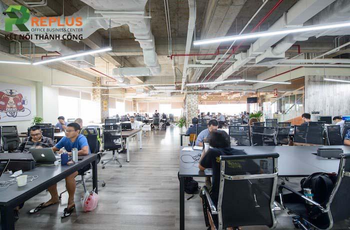 Cho thuê coworking space hcm