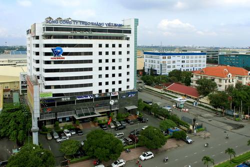 Tòa nhà Hải Âu Building chuyên cho thuê văn phòng trọn gói Tân Bình