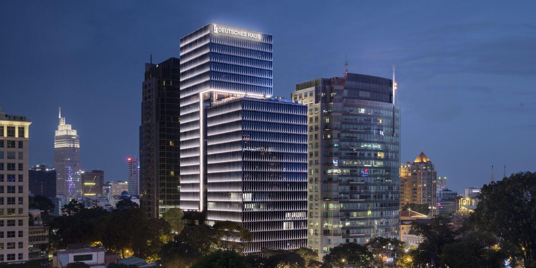tòa nhà deutsches haus - dịch vụ văn phòng trọn gói