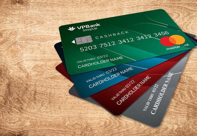 Cấu tạo thẻ tín dụng doanh nghiệp
