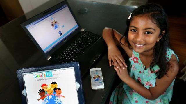 Phát triển ứng dụng cho trẻ em
