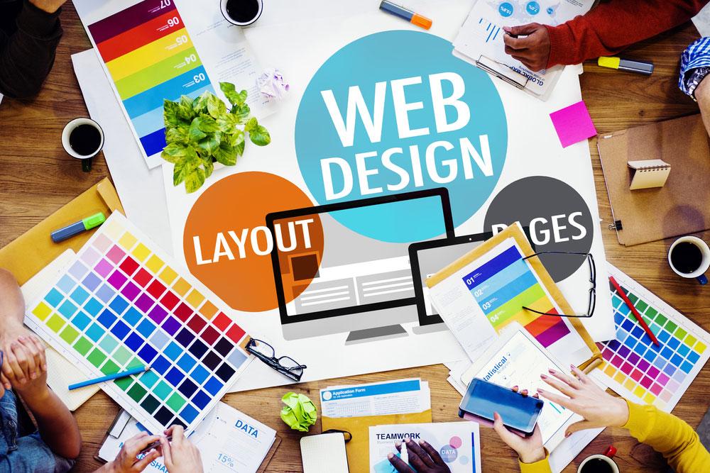 Thiết kế Websign - nghề của những bạn yêu thích sự sáng tạo