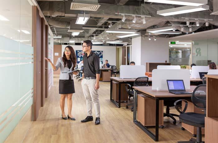 Dịch vụ văn phòng chia sẻ Tân Bình