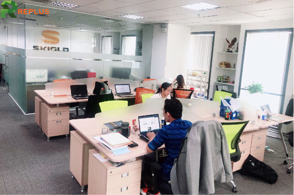 Chỗ ngồi làm việc quận Phú Nhuận