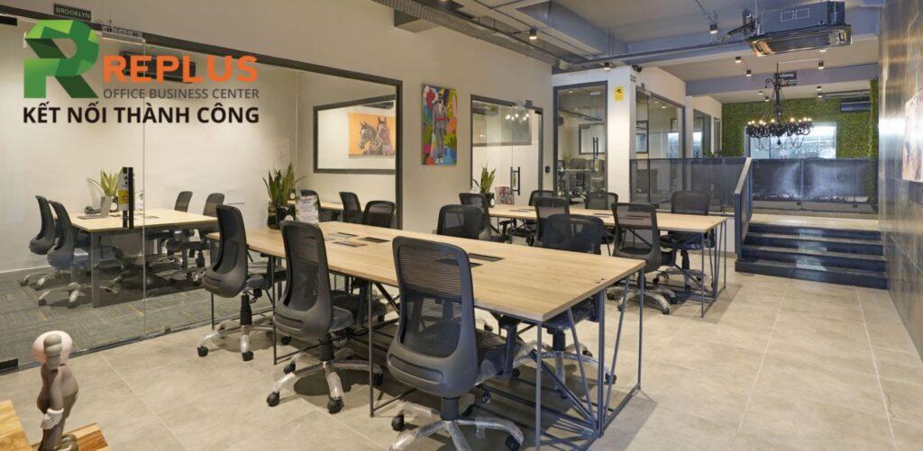 Mô hình Coworking Space quận 3