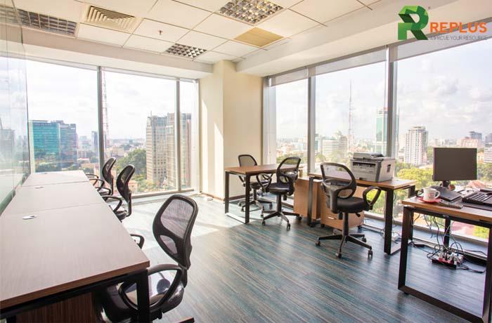 văn phòng chia sẻ Tân Bình