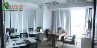 văn phòng làm việc chung